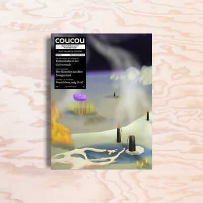 Coucou – Issue 92 - Print Matters!