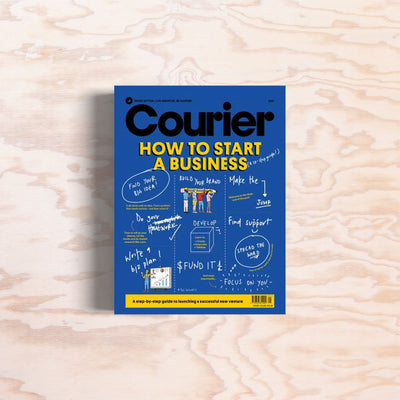 Courier – How to Start a Business - Print Matters!