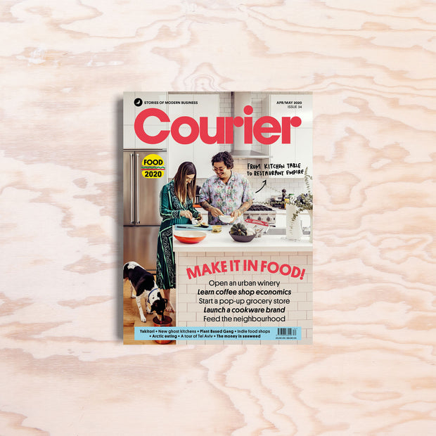 Courier – Issue 34 - Print Matters!