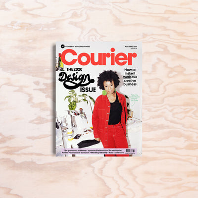 Courier – Issue 36 - Print Matters!