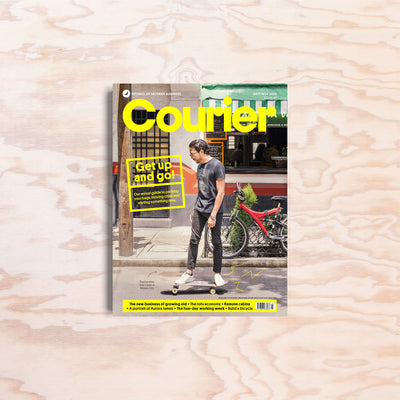 Courier – Issue 37 - Print Matters!