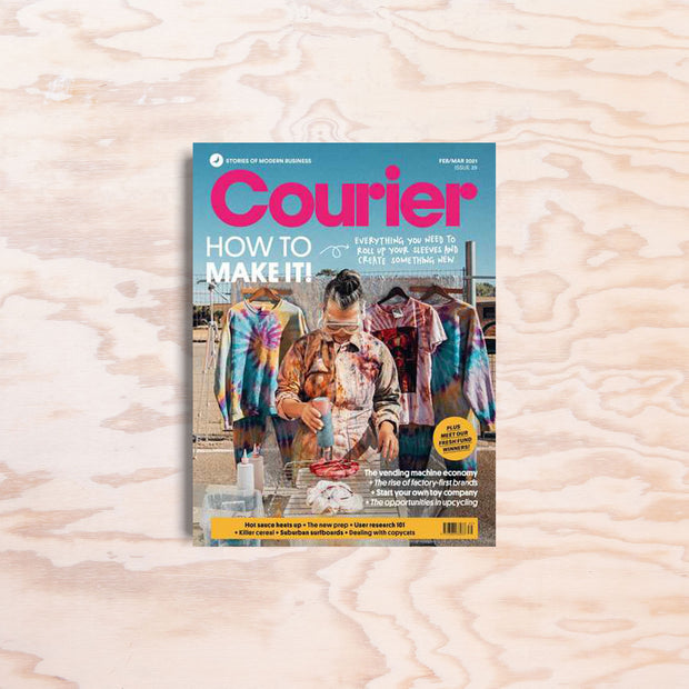 Courier – Issue 39 - Print Matters!