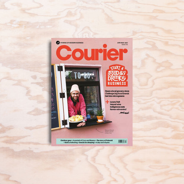 Courier – Issue 40 - Print Matters!