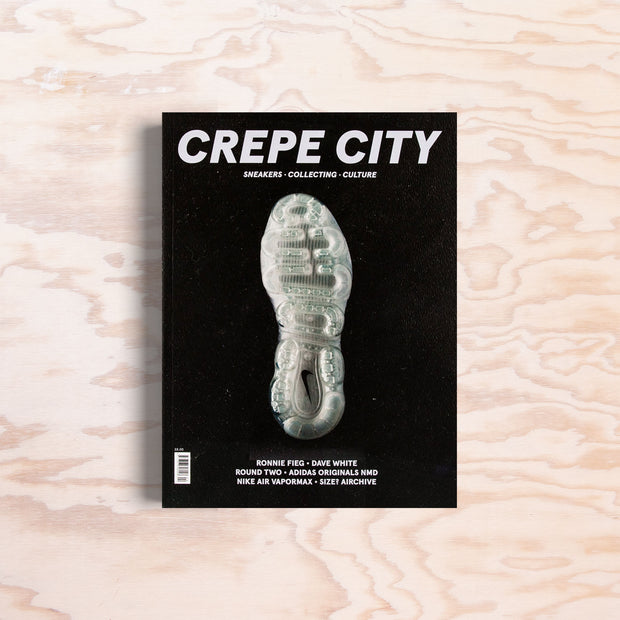 Crepe City – Issue 4 - Print Matters!