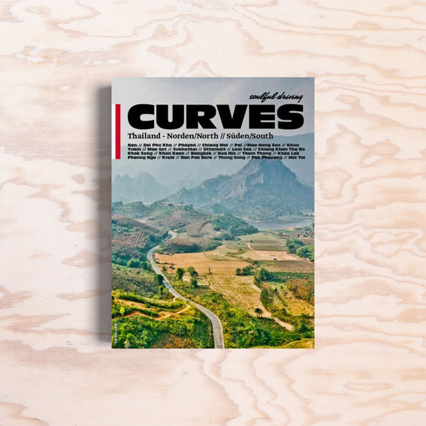 Curves – Issue 12 (Thailand)