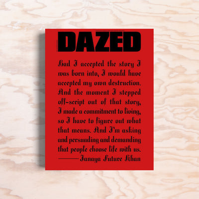 Dazed – Autumn 2020