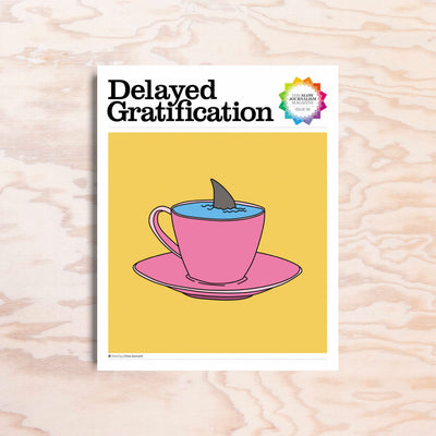 Delayed Gratification - Issue 36 - Print Matters!