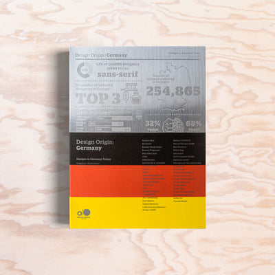 Design Origin: Germany - Print Matters!
