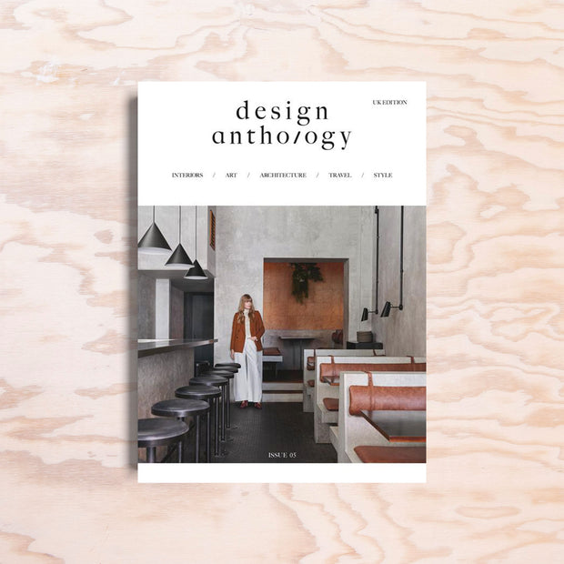 Design Anthology UK – Issue 5