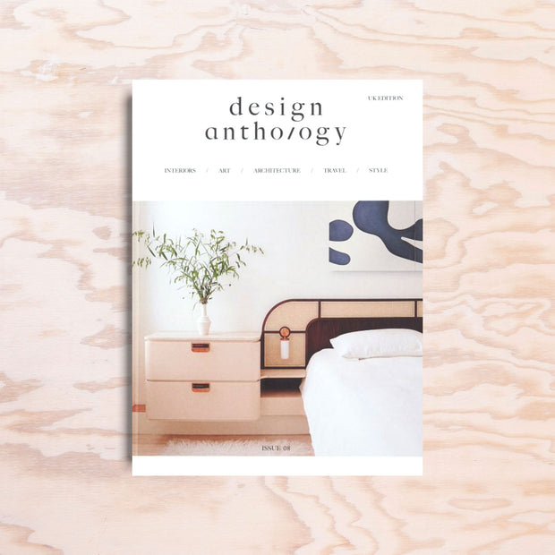 Design Anthology UK – Issue 8 - Print Matters!