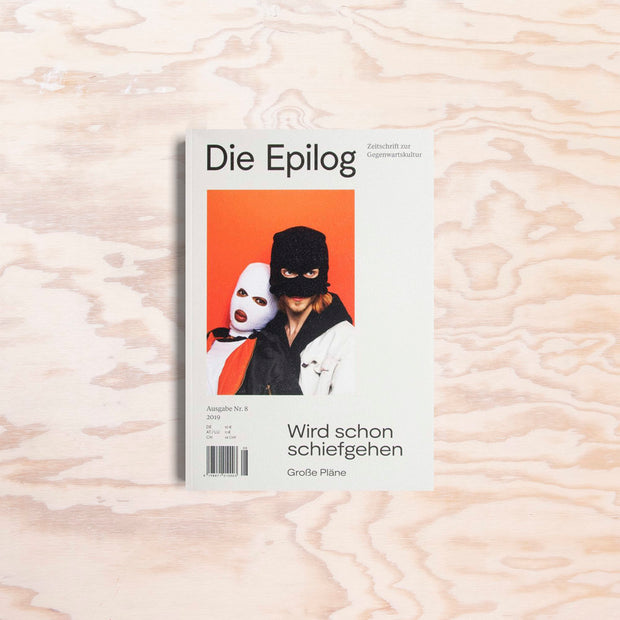 Die Epilog – Issue 8