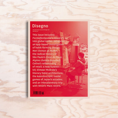 Disegno – Issue 26 - Print Matters!
