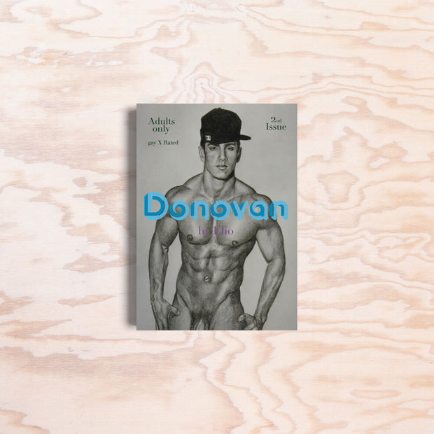Donovan – Issue 2 - Print Matters!