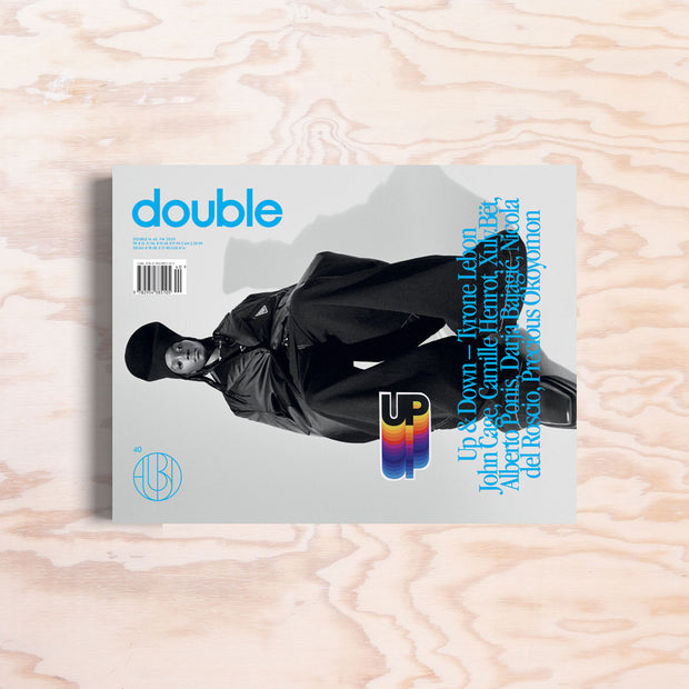 Double – Issue 40 - Print Matters!