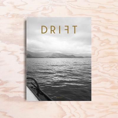 Drift – Issue 9 - Print Matters!