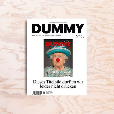 Dummy – Issue 65 - Print Matters!