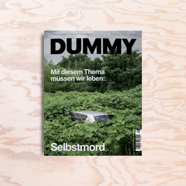 Dummy – Issue 66 - Print Matters!