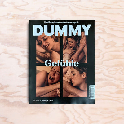Dummy – Issue 67 - Print Matters!