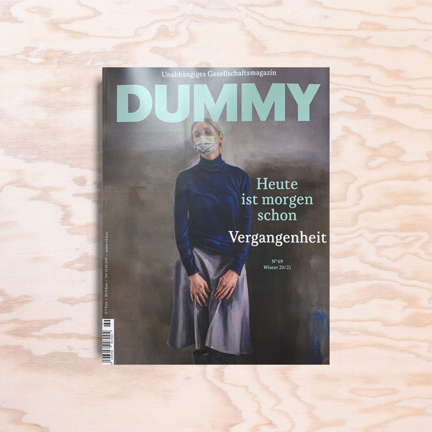 Dummy – Issue 69 - Print Matters!