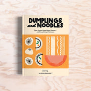 Dumplings and Noodles - Print Matters!