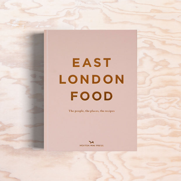 East London Food - Print Matters!