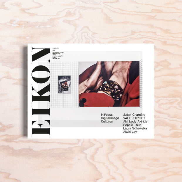 Eikon – Issue 110/111 - Print Matters!