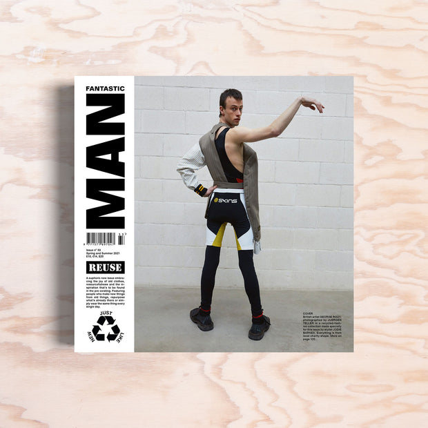 Fantastic Man – Issue 33 - Print Matters!