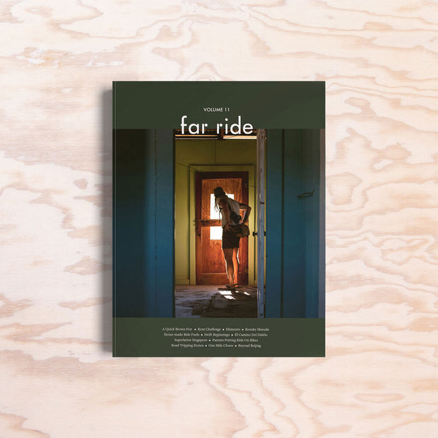 Far Ride – Issue 11 - Print Matters!