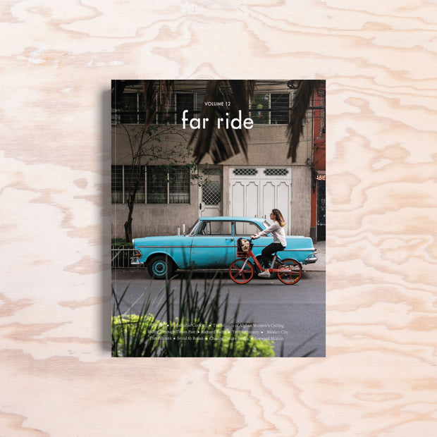 Far Ride – Issue 12 - Print Matters!