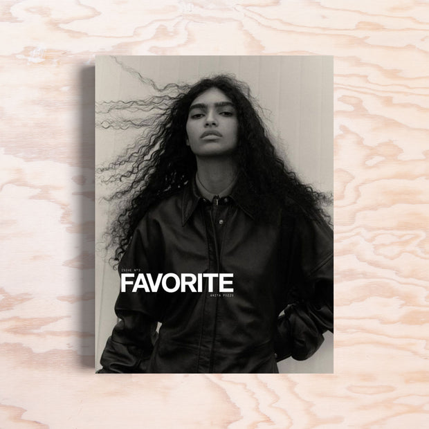 Favorite – Issue 3 - Print Matters!