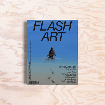 Flash Art – Issue 330 - Print Matters!