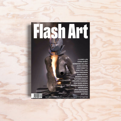 Flash Art – Issue 332 - Print Matters!