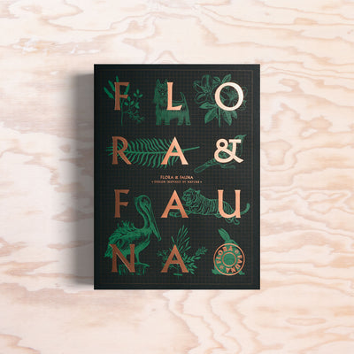 Flora & Fauna: Design inspired by nature - Print Matters!