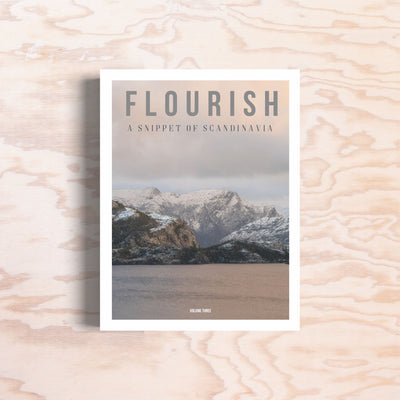Flourish – Issue 3 - Print Matters!