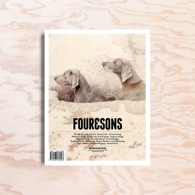 Four & Sons – Issue 10 - Print Matters!