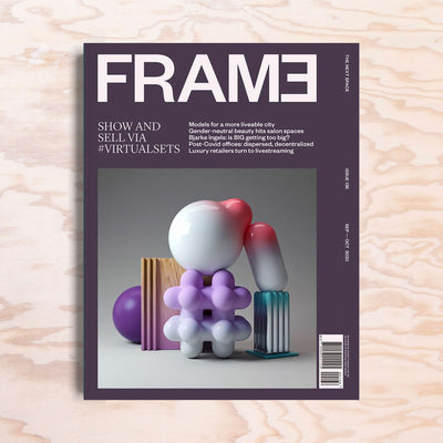Frame – Issue 136