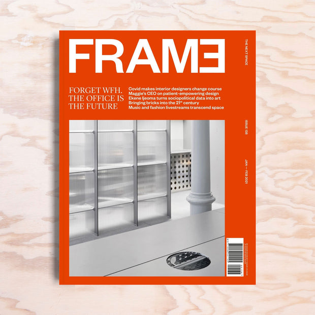 Frame – Issue 138 - Print Matters!