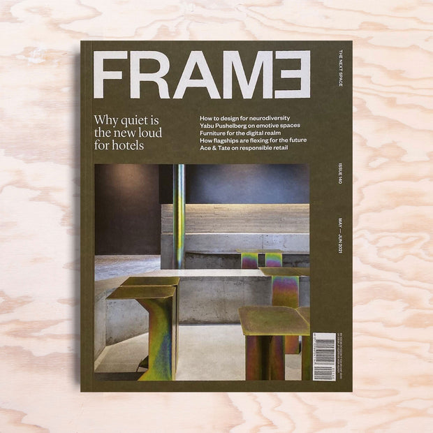 Frame – Issue 140 - Print Matters!