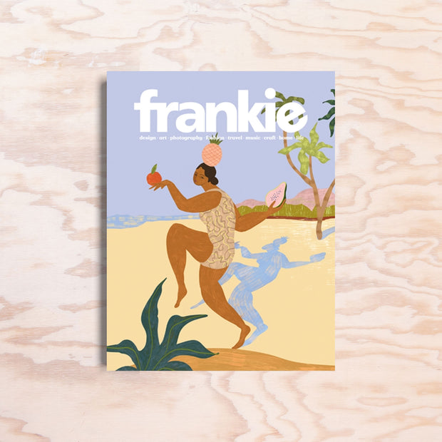 Frankie – Issue 98 - Print Matters!