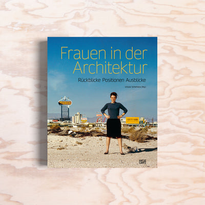 Frauen in der Architektur - Print Matters!