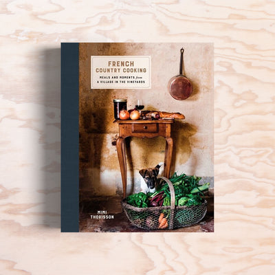 French Country Cooking - Print Matters!