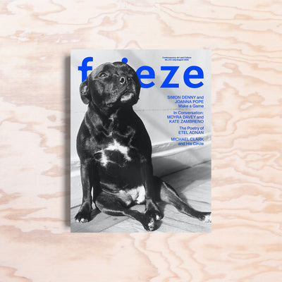Frieze – Issue 212
