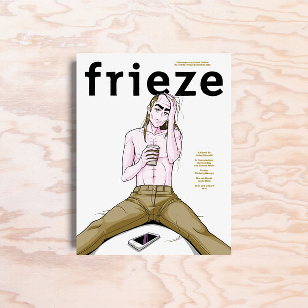 Frieze – Issue 215 - Print Matters!