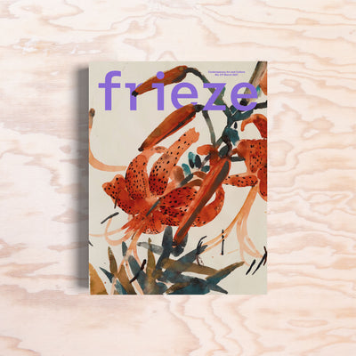 Frieze – Issue 217