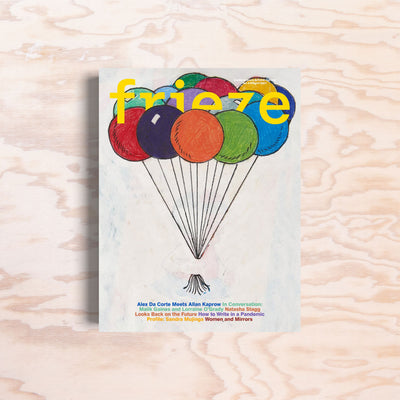 Frieze – Issue 218 - Print Matters!