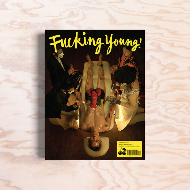 Fucking Young! – Issue 17 - Print Matters!