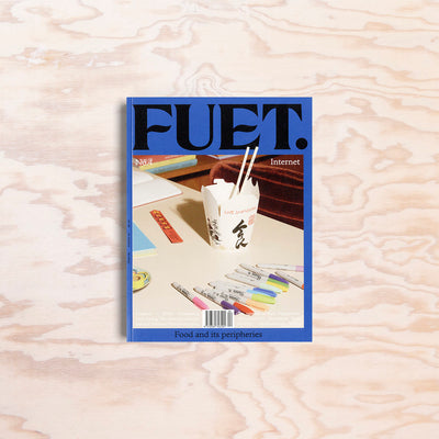 Fuet – Issue 4 - Print Matters!
