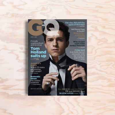 GQ UK – April 2021 - Print Matters!