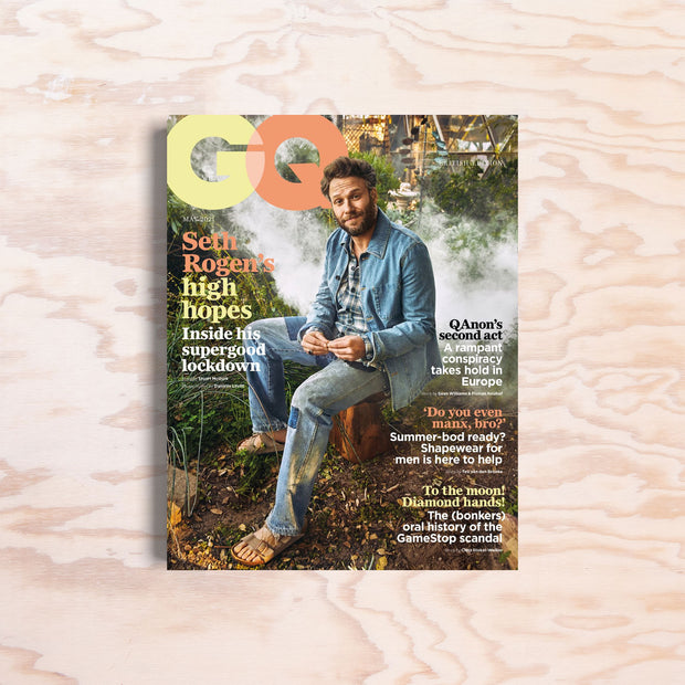 GQ UK – May 2021 - Print Matters!