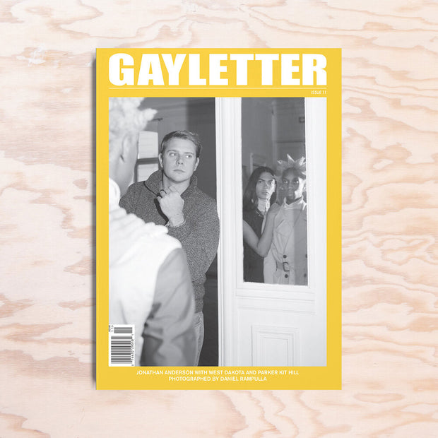 Gayletter – Issue 11 - Print Matters!